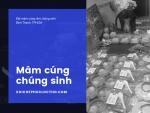 Đặt mâm cúng chúng sinh Bình Thạnh, TPHCM
