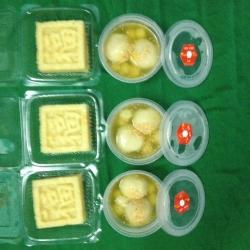 Nấu xôi chè cúng đầy tháng bé gái ở xô Viết Nghệ Tĩnh, Bình Thạnh