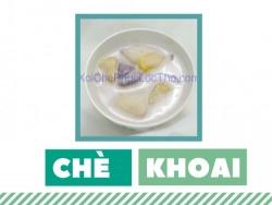 Chè Khoai