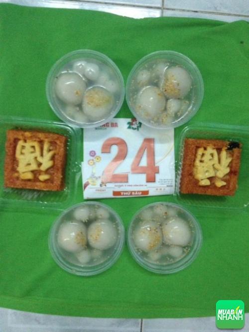 Nấu xôi chè cúng thôi nôi cho một bé trai và một bé gái ở phường Tân Thành quận Tân Phú(2)