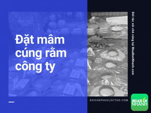 Đặt mâm cúng rằm cho công ty Bình Thạnh, TPHCM, 499, Huyền Nguyễn, Xôi Chè Phúc Lộc Thọ, 04/06/2020 17:01:40
