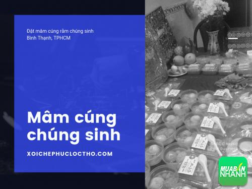 Đặt mâm cúng chúng sinh Bình Thạnh, TPHCM, 500, Huyền Nguyễn, Xôi Chè Phúc Lộc Thọ, 20/08/2019 16:37:10