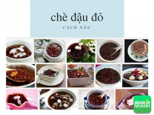 Cách nấu chè đậu đỏ cho bé trai ngày thôi nôi, 175, Huyền Nguyễn, Xôi Chè Phúc Lộc Thọ, 07/10/2016 16:45:41