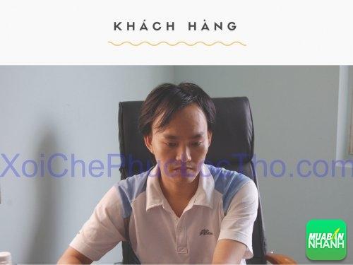Ý kiến khách hàng anh Trần Lê Minh Nhật, 243, Huyền Nguyễn, Xôi Chè Phúc Lộc Thọ, 08/10/2016 09:55:53
