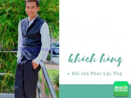 Ý kiến khách hàng anh Trần Tuấn Liêm, 222, Huyền Nguyễn, Xôi Chè Phúc Lộc Thọ, 07/10/2016 18:03:06