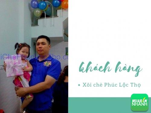 Ý kiến khách hàng anh Trương Võ Tuấn, 240, Huyền Nguyễn, Xôi Chè Phúc Lộc Thọ, 07/10/2016 17:56:09