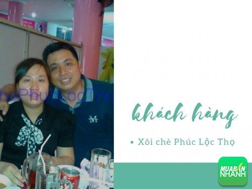 Ý kiến khách hàng chị Hoàng Lê Phương Thảo, 209, Huyền Nguyễn, Xôi Chè Phúc Lộc Thọ, 07/10/2016 18:20:09